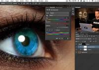 [高手进阶]用PHOTOSHOP改变眼睛颜色英文视频教程[1080P]