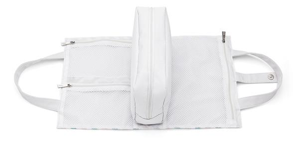 將我郵走吧--國外白色女包包裝設計欣賞