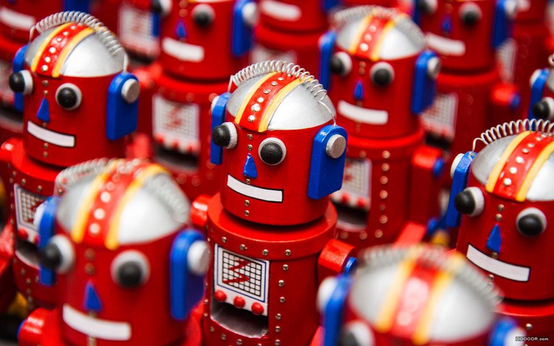 ROBOT ROY胡桃夹子玩具包装设计