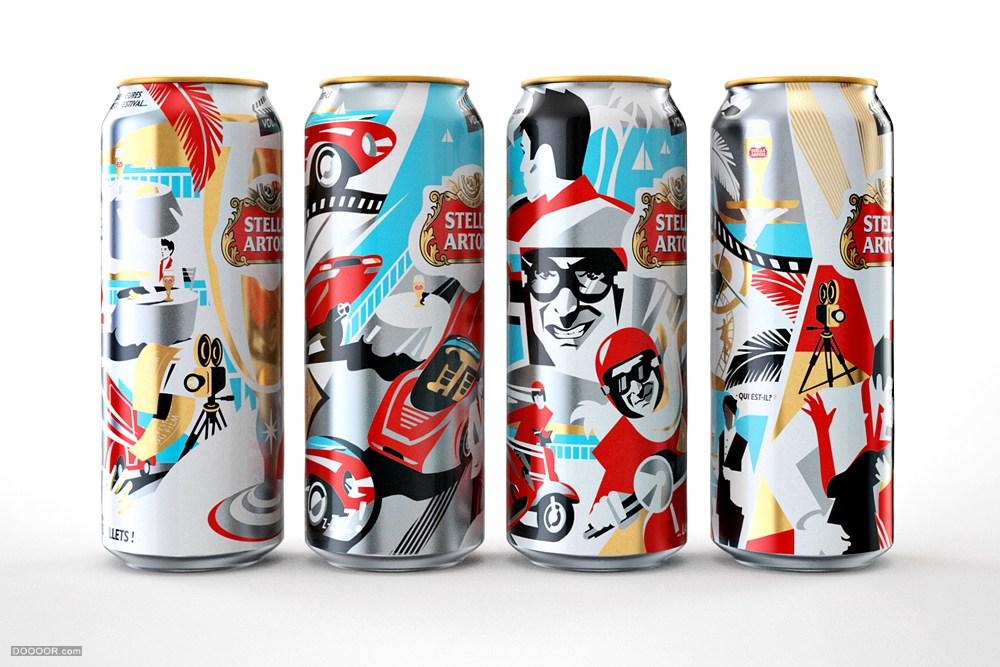 BBDO三套啤酒包装包装设计欣赏