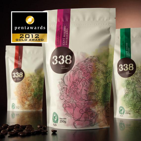 国际包装设计大赛获奖作品-2012 B