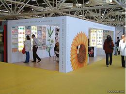 国外鲜花插画风格包装设计-Anderson
