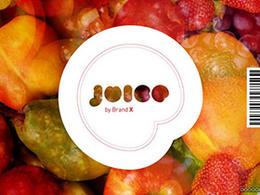 JUICE新鲜果汁包装设计