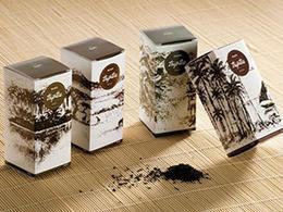 浓郁中国风Triptea茶包装包装设计欣赏