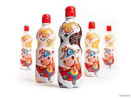 Moo Goo牛奶乳制品饮料包装设计