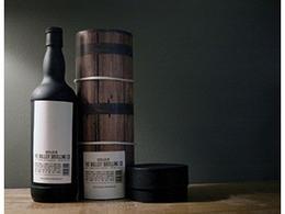 原木味道BULLEIT BOURBON威士忌包裝包裝設計欣賞