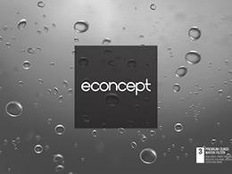 ECONCEPT 生态水过滤器包装设计