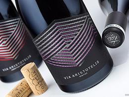 the Labelmaker洋酒包裝瓶貼設計