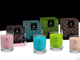 ANXO蜡烛制造商香水礼盒包装