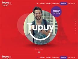 Tupuy-音頻引導應用程序