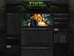 各知名网络游戏公司网页设计欣赏-kristiyan