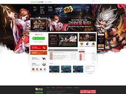 36個各種風格韓國精彩游戲休閑娛樂網頁設計果斷分享