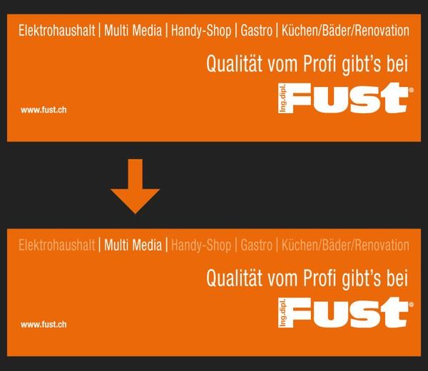 FUST家用电子产品DM设计