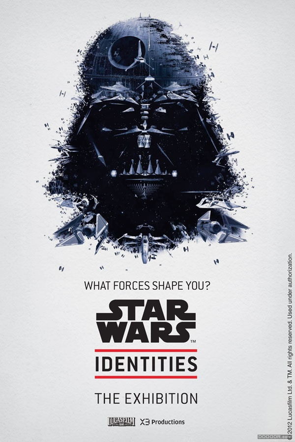 《星球大战》系列电影经典海报设计