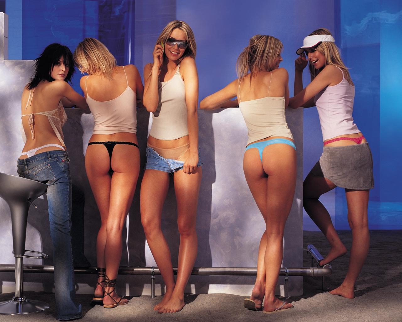 24p=10.7MB高清Sloggi内衣品牌鲜活色彩平面海报广告设计欣赏1280