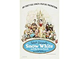 76年来迪斯尼经典电影海报欣赏