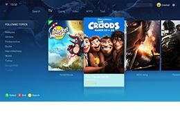 电视UI界面设计