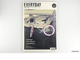 EVERYDAY每一天杂志版式设计欣赏