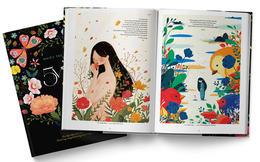 漂亮的5 MUA ARTBOOK書籍插畫欣賞