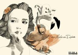 Alfonso Elola精彩复古风格插画作品欣赏