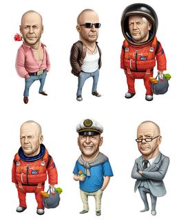 45個精致有趣的卡通角色設計作品