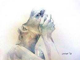 Ceino Rey Quimintan水彩肖像插画欣赏