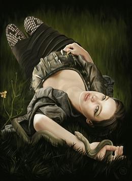 美国画家Melissa Forman人物插画设计