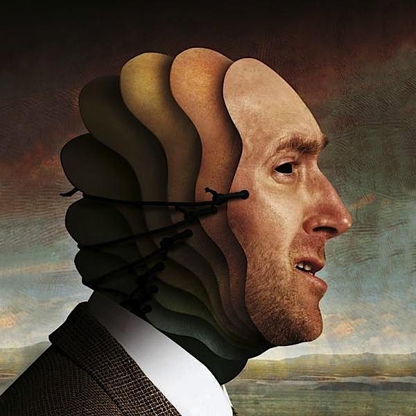 波兰Igor Morski超现实主义插画作品