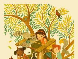 Teagan White儿童图书插画设计欣赏