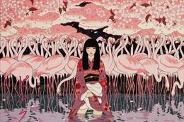 日本YumikoKayukawa插画欣赏