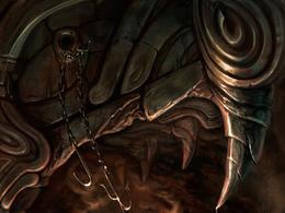 AlejandroDini的幻想恐怖艺术插画
