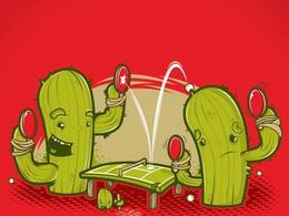 南非插画设计师Greg Darroll作品欣赏
