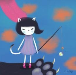韩国Drinky插画作品欣赏(一)