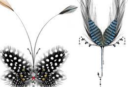CarolinaMelis刺绣插画欣赏