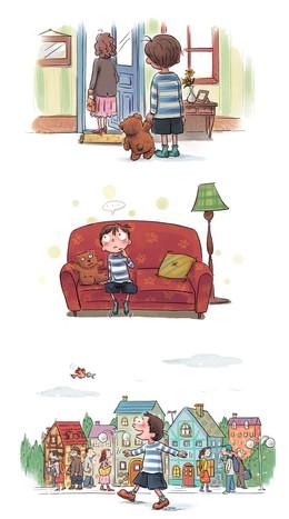韓國frombird卡通漫畫作品欣賞