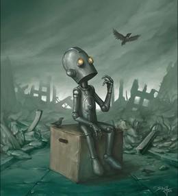 42個機器人動漫角色插畫欣賞