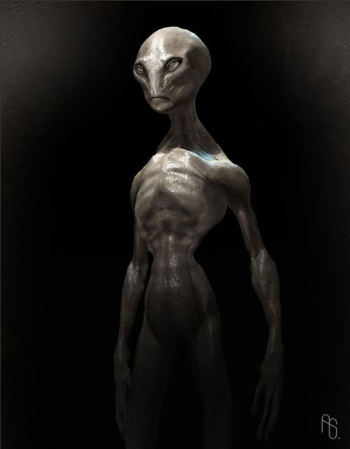 CG艺术家AaronSims角色设计作品