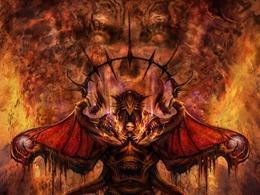 35張邪惡的惡魔CG藝術