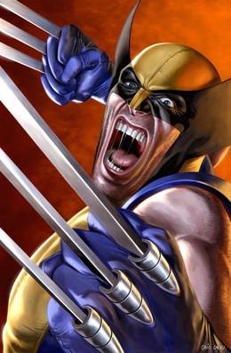 25張金剛狼X-Men戰警插畫作品欣賞