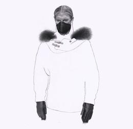 RichardKilroy素描时尚插画欣赏
