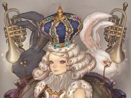 韩国maggi人物概念插画欣赏