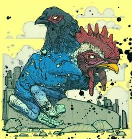 NicholasDiGenova的怪獸插畫世界