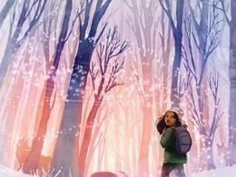 20個漂亮的兒童圖書封面插畫欣賞