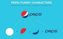 Pepsi趣味角色設計