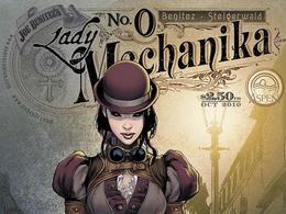 JoeBenitez:機械女郎(LadyMechanika)漫畫