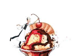GeorginaLuck漂亮的食品插畫欣賞