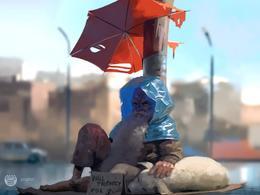 德国插画师Jakob Eirich作品欣赏
