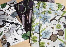 Philipp Zurmöhle创意眼镜插图设计欣赏