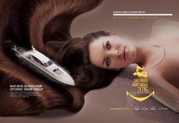 2016巴西圣保罗船展系列创意广告设计