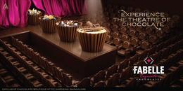 Fabelle巧克力创意广告设计欣赏